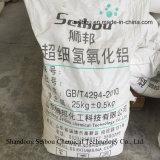 Hydroxyde d'aluminium à 3 microns de blancheur élevée pour le remplissage