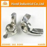 Acier inoxydable Ecrou inoxydable Wing Nuts acier DIN316 Hex Nut