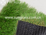 tappeto erboso artificiale di svago del giardino di paesaggio di 50mm (SUNQ-AL00076)