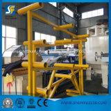 Fabrik empfehlen die Papierkern-Gefäß-Maschine, die für die Herstellung des Toiletten-Rollenband-Rollenkernes verwendet wird