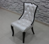Koreanische Art-hölzerne Stuhl-Eichen-Holz-Stuhl-Qualität, die Stuhl speist