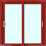 Алюминиевые раздвижные двери для ванной комнаты стеклянные двери Degisn