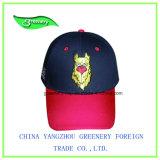 新しい方法黒の昇進の刺繍の野球帽