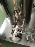 Guangzhou Mzh-P Perfume Alcoolização Tank Pot Mixer Machine