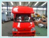 販売または販売の食糧トラックのための電気移動式食糧車