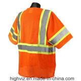Veste da segurança com padrão do ANSI (C3002)
