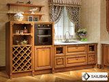 Armadio da cucina di legno dell'hotel dell'isola domestica caraibica moderna della mobilia