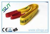 2017 пояс En1492 3t синтетический поднимаясь с сертификатом Ce