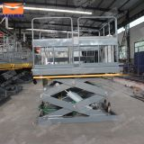 De hete Lift van het Platform van de Verkoop Hydraulische Stationaire