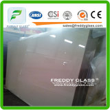 4mmの超明確なIrvoryによって塗られるガラス絵画またはペンキガラス上塗を施してあるまたはラッカーを塗られたガラス