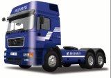 De gloednieuwe Vrachtwagen van de Tractor van de Speculant van Shacman F2000 10