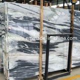 Chine Encre Jade Black Marble Floor Tiles