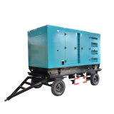 Новый премьер-Fawde Мощность 50 квт/40квт Silent генераторной установкой типа 4DW23-65D утвержденных ISO CE