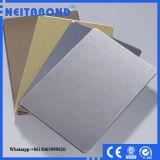 El panel compuesto de aluminio del cepillo del exterior 3m m 4m m (el panel del ACP)