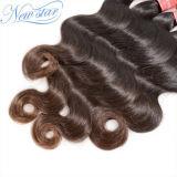 Пачки человеческих волос объемной волны Ombre верхнего качества