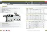 PE, PP, PPR, PE-RT Ligne de production de tuyaux 05-01