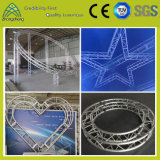 展覧会のアルミニウム結婚披露宴の円のトラス