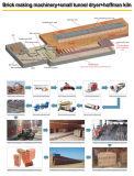 Profesional Hoffman horno de diseño y construcción de fuego ladrillos