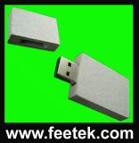 Бумага из макулатуры флэш-накопитель USB (футов-1354)