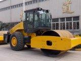 Máquinas para construção 16t Single Drum Vibratory Road Roller (Xs162j)