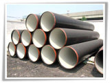 外部3PEおよび内部エポキシのコーティングが付いているAPI 5LのERW/HFW/HFIによって溶接される鋼管
