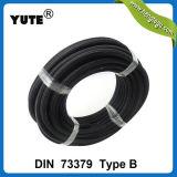 DIN 73379 2b 1/8 인치 폴리에스테 외부 땋는 연료 호스