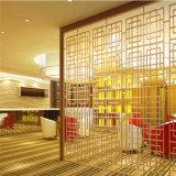 Ontwerp van uitstekende kwaliteit van het Comité van de Gordijngevel van het Roestvrij staal het Binnenlandse Decoratieve die In China wordt gemaakt