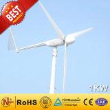 1kw高性能のセリウムによって証明される風発電機の/Windのタービンシステム(1000W)
