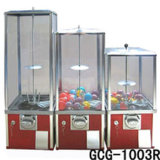 Máquinas expendedoras de cápsulas de 3 pulgadas (GCG-1016S)