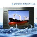"""10.4 """" 바다 LCD 감시자 IP65 (LMS104WT)"""