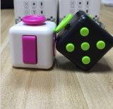 Décompression Fidget Cube Cube anxieux résistant à la décompression des dés de jouets pour enfants