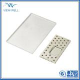 Peça de carimbo de alumínio aeroespacial da fabricação de metal da folha