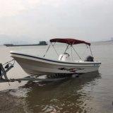 рыбацкая лодка Panga стеклоткани 4-8m с вариантом Hardtop