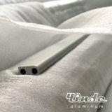 Profil en aluminium/extrusion en aluminium simple pour les pièces mécaniques