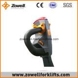 Capacidad de carga eléctrica del alimentador 3ton del remolque de Zowell
