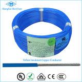 Cable aislado PFA de alta temperatura 1726 del Teflon de UL1709/