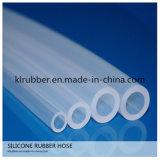 Farmacéutica de grado médico de extrusión de tubo de silicona