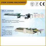 Laminador manual de la flauta del papel acanalado de Chenxiang-1300c