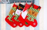 De Sokken van Kerstmis van het Ornament van de Gift van Kerstmis van de Zak van de gift