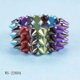 Bracelet conique coloré de mode (WS-22604)