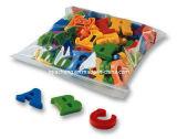 Kleinfarben-Kasten-gepackte Reißverschluss-Verschluss-Beutel