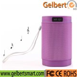 Orateur mains libres en gros Whith de DEL Bluetooth beaucoup de couleurs
