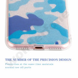Couverture 2016 de téléphone du modèle IMD d'eau de mer pour l'iPhone 6s