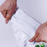 Mengeen-Zoll LDPE-weißer Polypfosten-Beutel