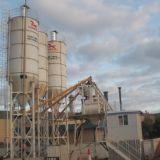 A nova planta de lote do Betão Pronto (MobileCBP60M)