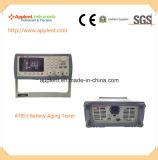 Capacidade da bateria de teste do medidor de vida útil da bateria digital (AT851)