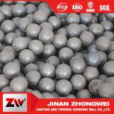Diámetro 20-150m m ninguna bola de pulido de la deformación para el molino de bola