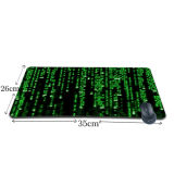 350 * 250 * 2 milímetros Rubber Game Mouse Pad Tapete de computador portátil Anti-Slip