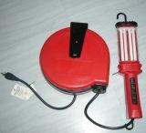 Cordon rétractable rabatteur avec phare de travail 26W