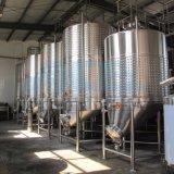 equipo de la fabricación de la cerveza de la cuba de Lauter del puré de los vasos 2000L cuatro (ACE-THG-K1)